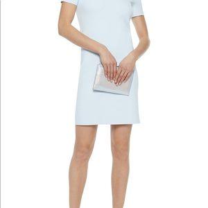 HELMUT LANG technical neoprene mini dress